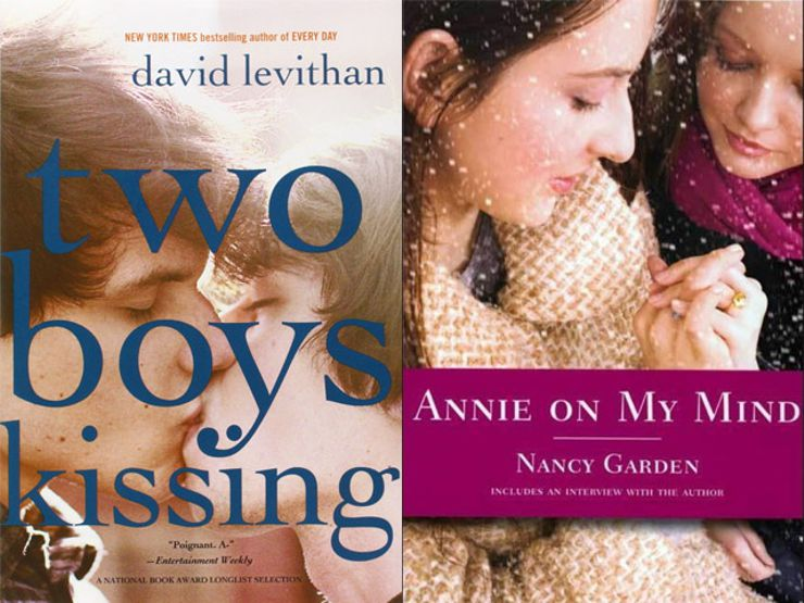Books for young adults list