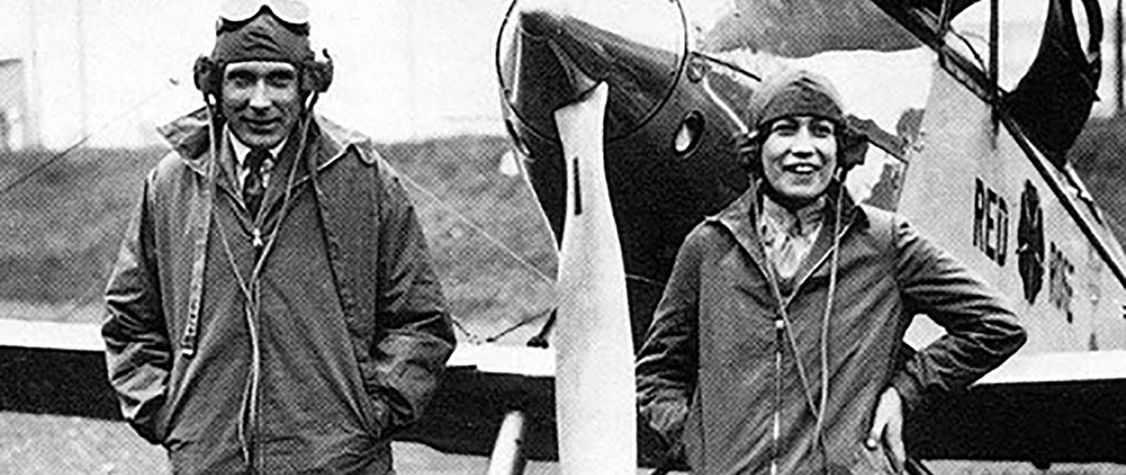 The Unbelievable Lives of Pilots Jessie Miller and Bill Lancaster