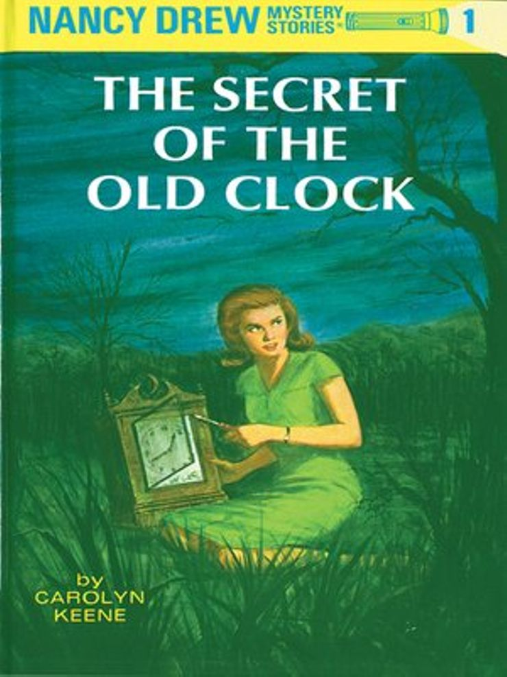 Buy The Secret of the Old Clock at Amazon
