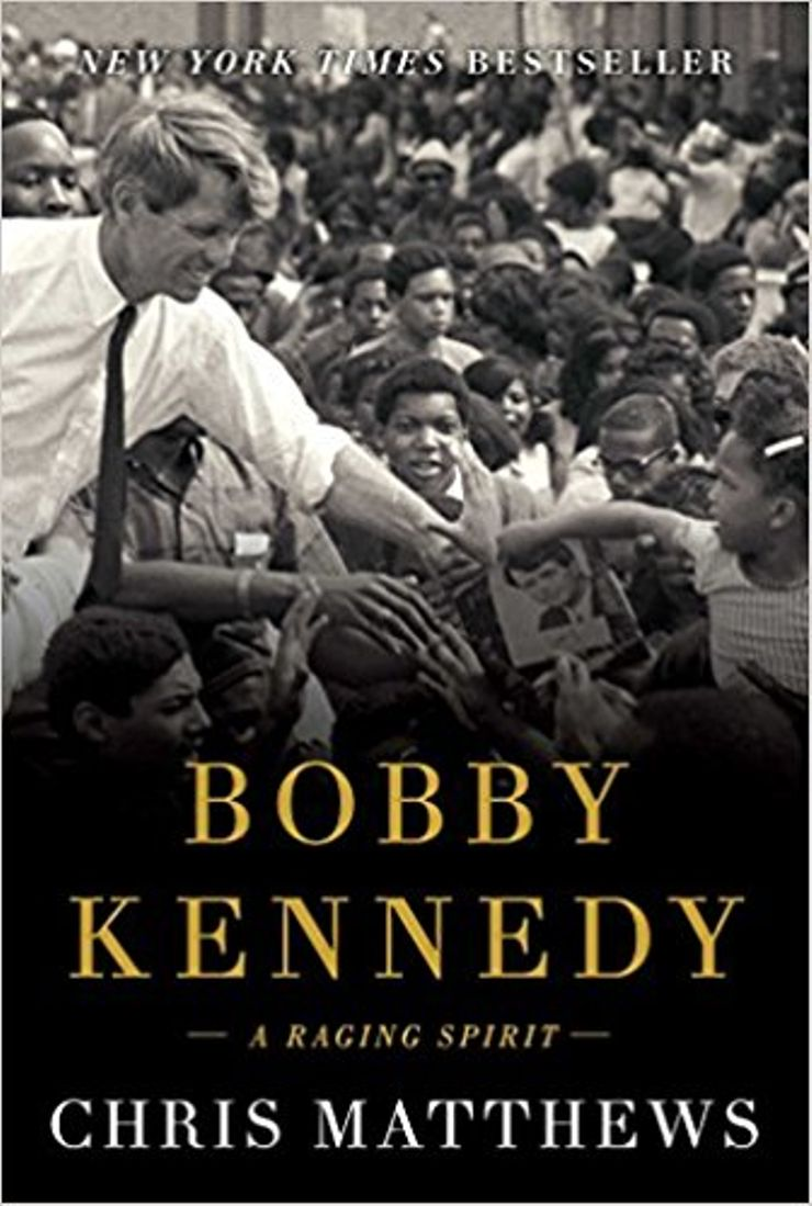 Buy Bobby Kennedy: A Raging Spirit at Amazon