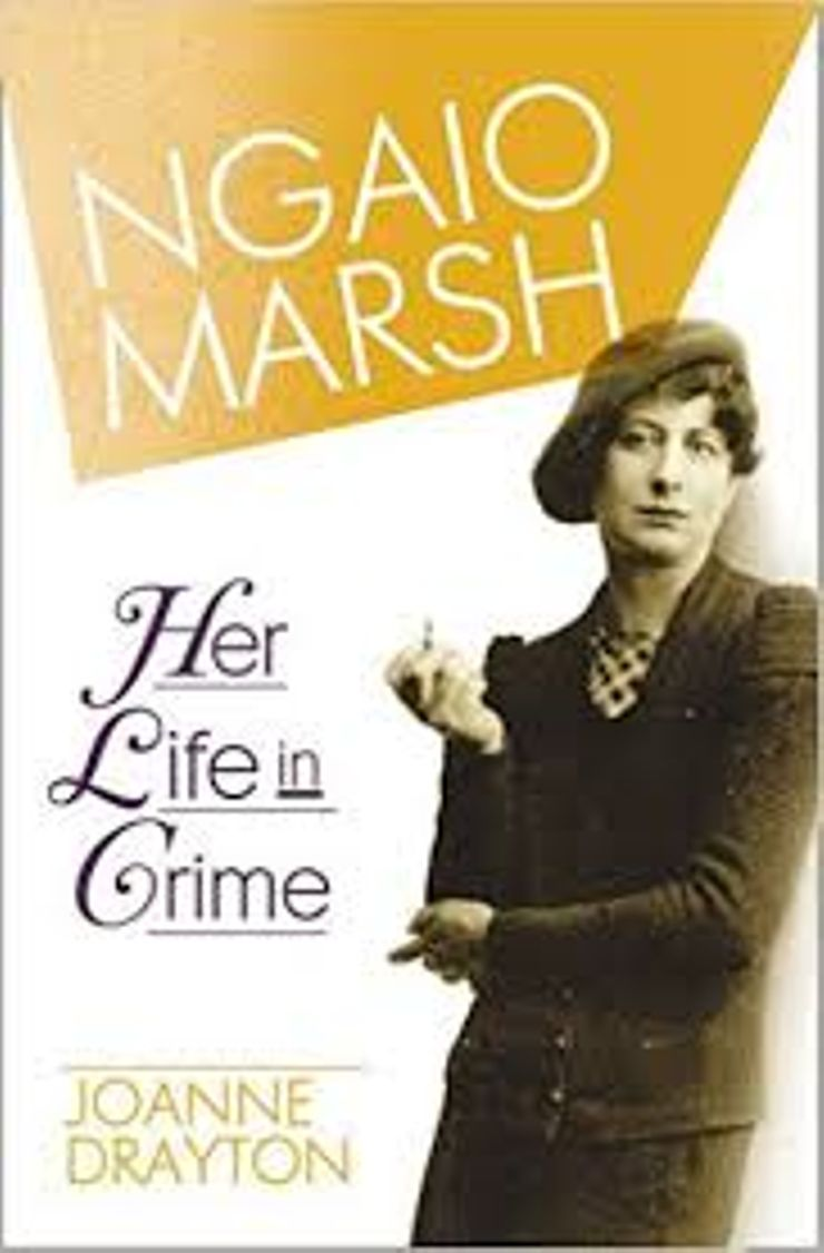 Buy Ngaio Marsh: Her Life in Crime at Amazon