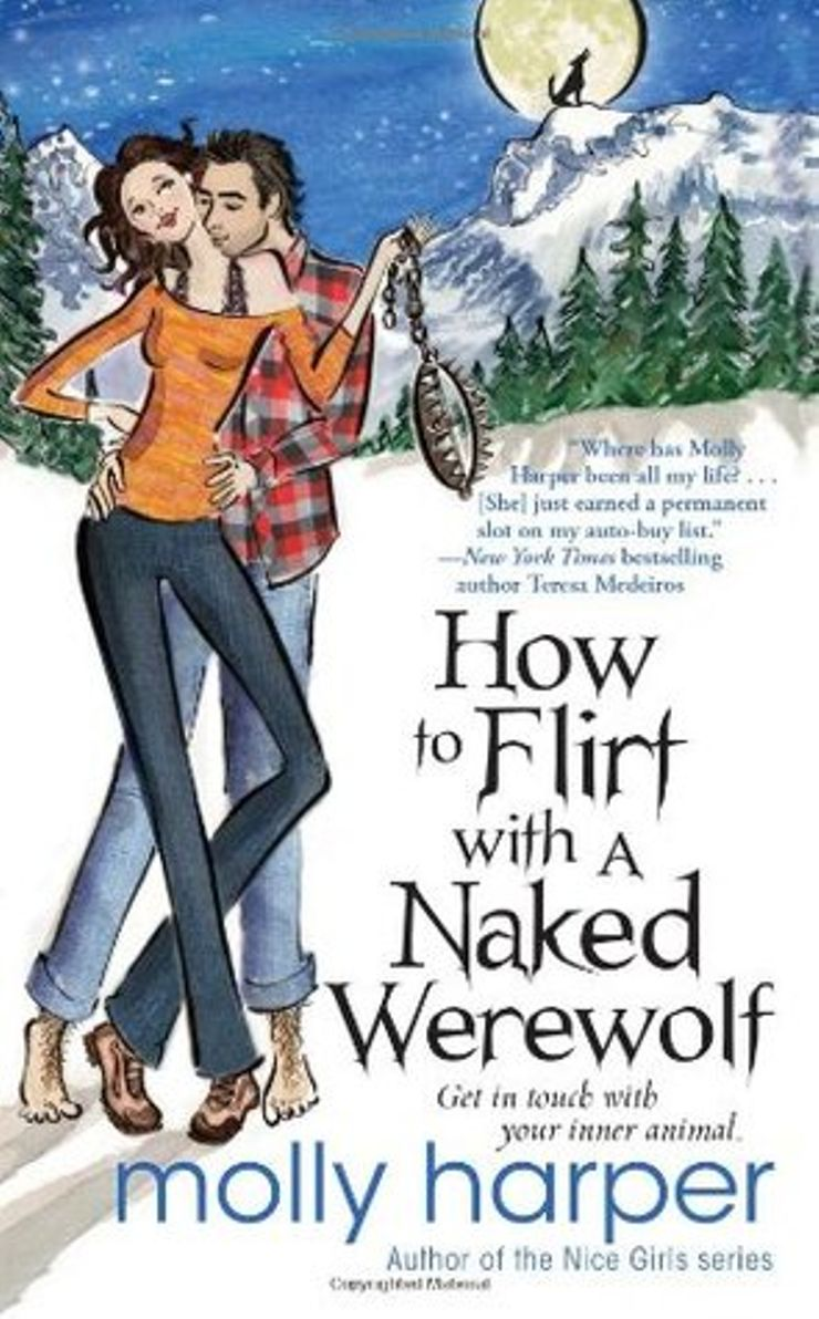 Buy How to Flirt With a Naked Werewolf at Amazon