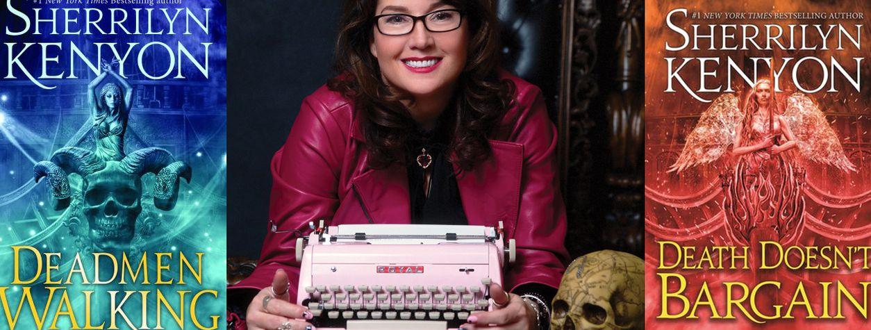 Sherrilyn Kenyon Talks Coloring Outside the Lines