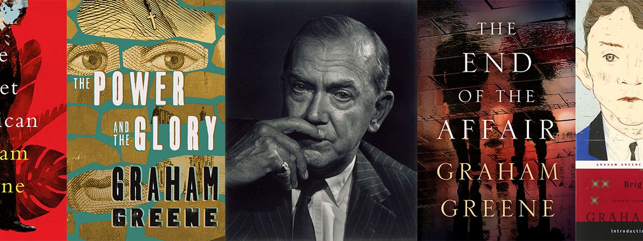 The Life and Genius of Graham Greene