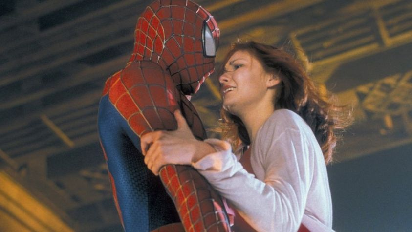 Spider-Man movies Spider-Man 2002 Tobey Maguire Kirsten Dunst