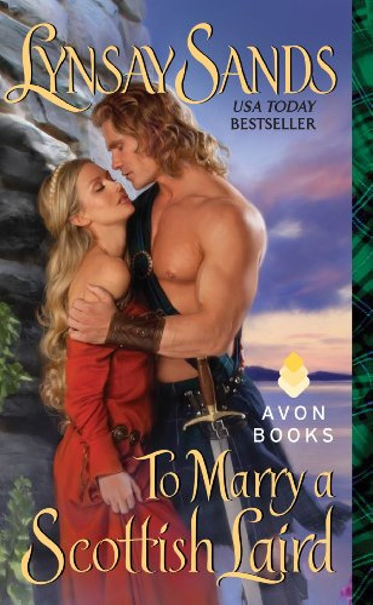 Buy To Marry a Scottish Laird at Amazon