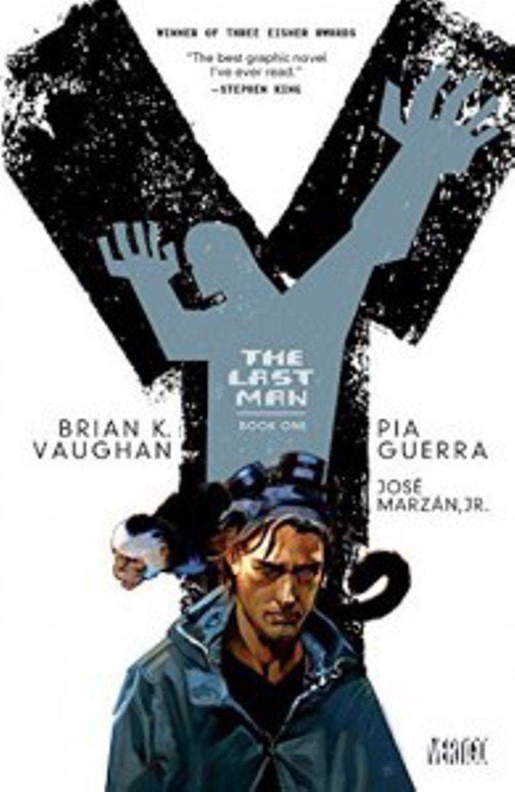 Buy Y: The Last Man at Amazon
