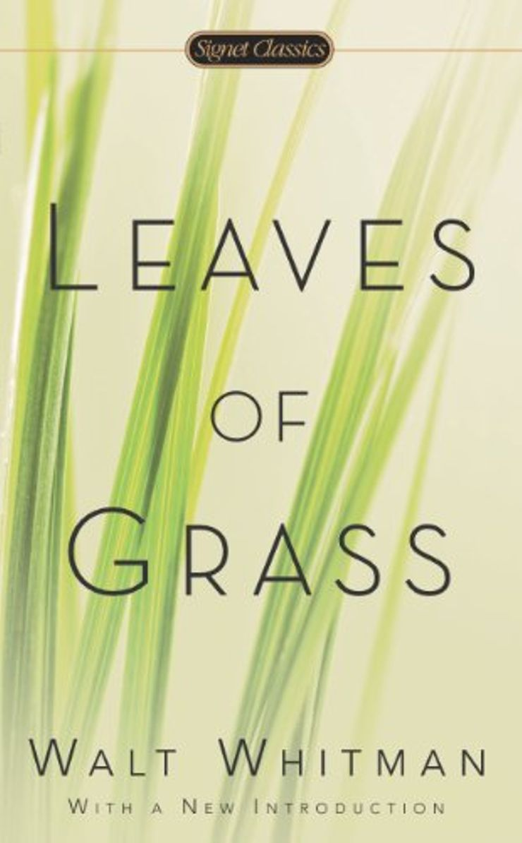 Buy Leaves of Grass at Amazon