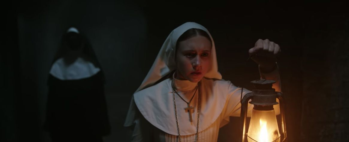 The Trailer for <em>The Nun </em>Will Leave You Praying for Mercy