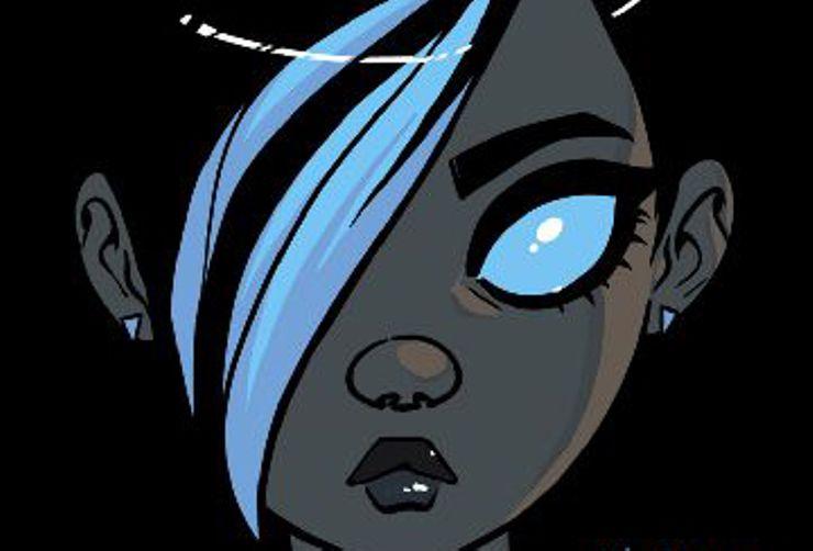 female superheroes independent comics shadoweyes