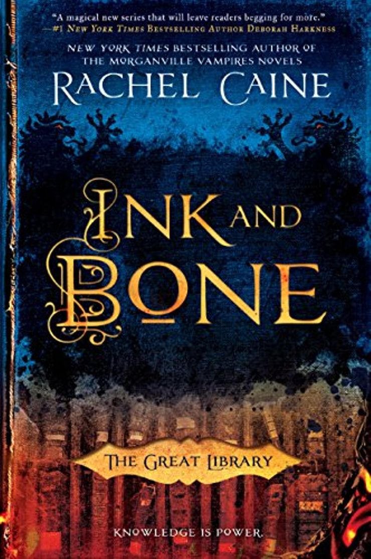 Buy Ink and Bone at Amazon