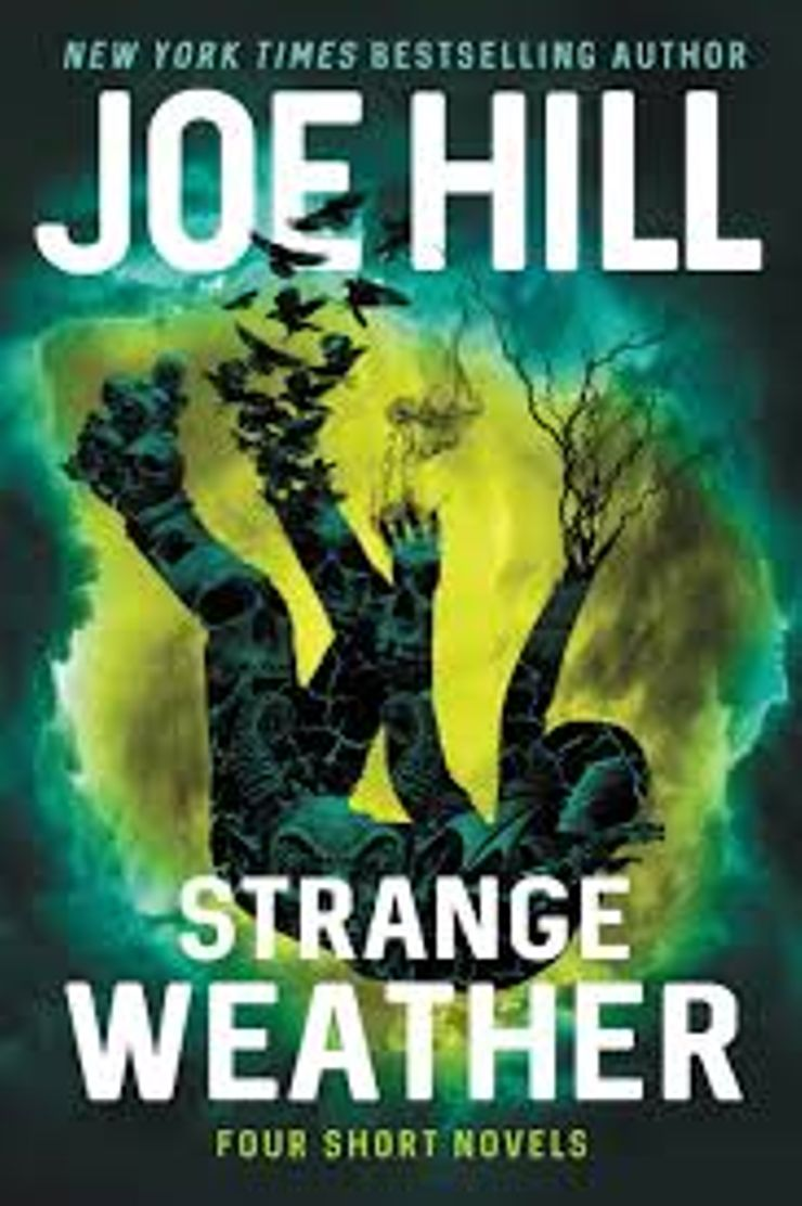Buy Strange Weather at Amazon