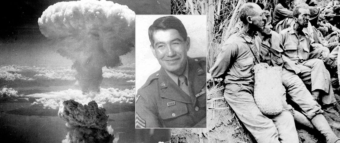 This Hard-Luck WWII Soldier Survived the Bataan Death March, Torture, and the Atomic Bomb