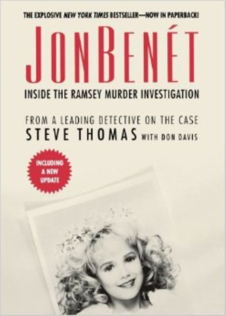 Buy JonBenét: Inside the Ramsey Murder Investigation at Amazon