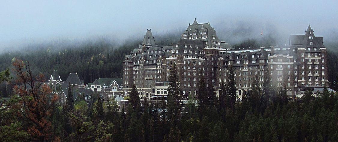 Room 873: Beware the Ghosts of Banff Springs Hotel