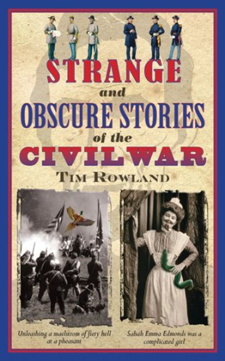 Buy Strange and Obscure Stories of the Civil War at Amazon