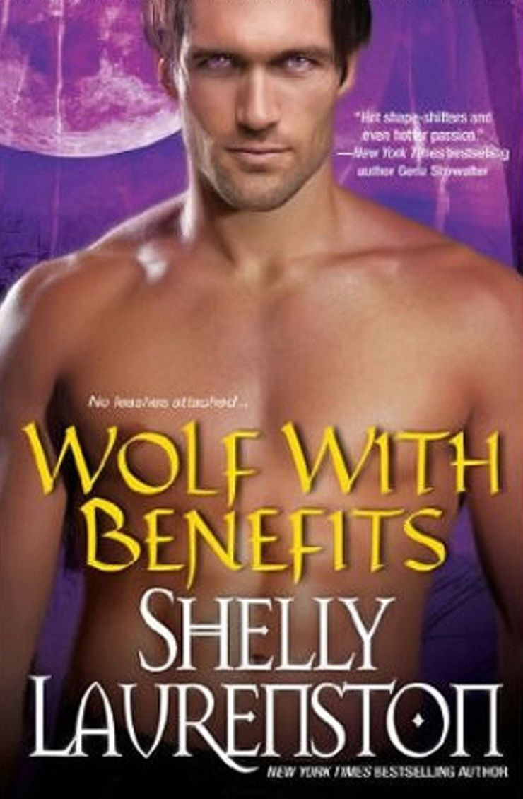 Buy Wolf With Benefits at Amazon