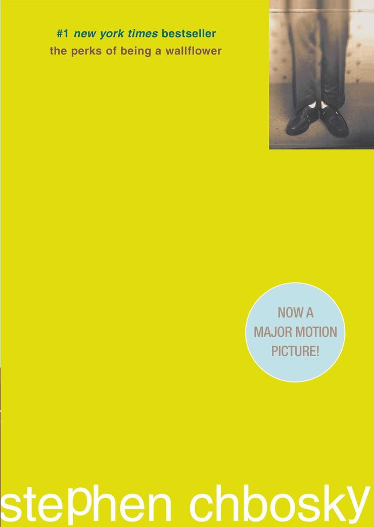 Buy The Perks of Being a Wallflower at Amazon