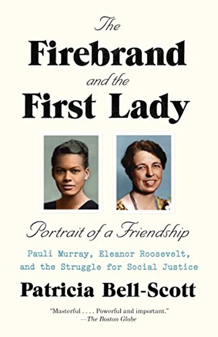 Buy The Firebrand and the First Lady: Portrait of a Friendship at Amazon