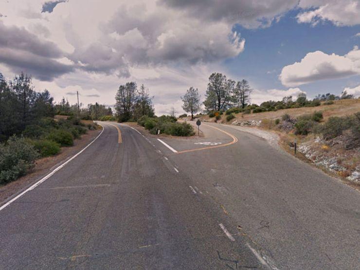 haunted roads Prospectors Road