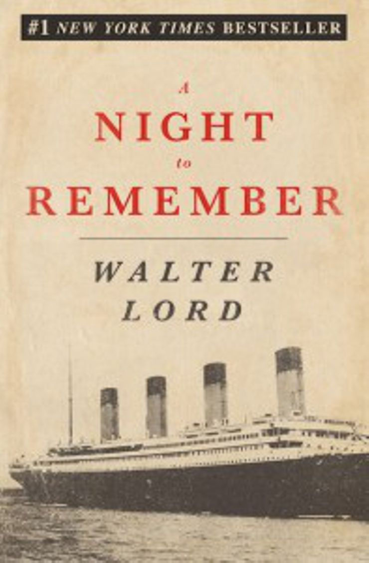 books like turner classic movies, a night to rememeber