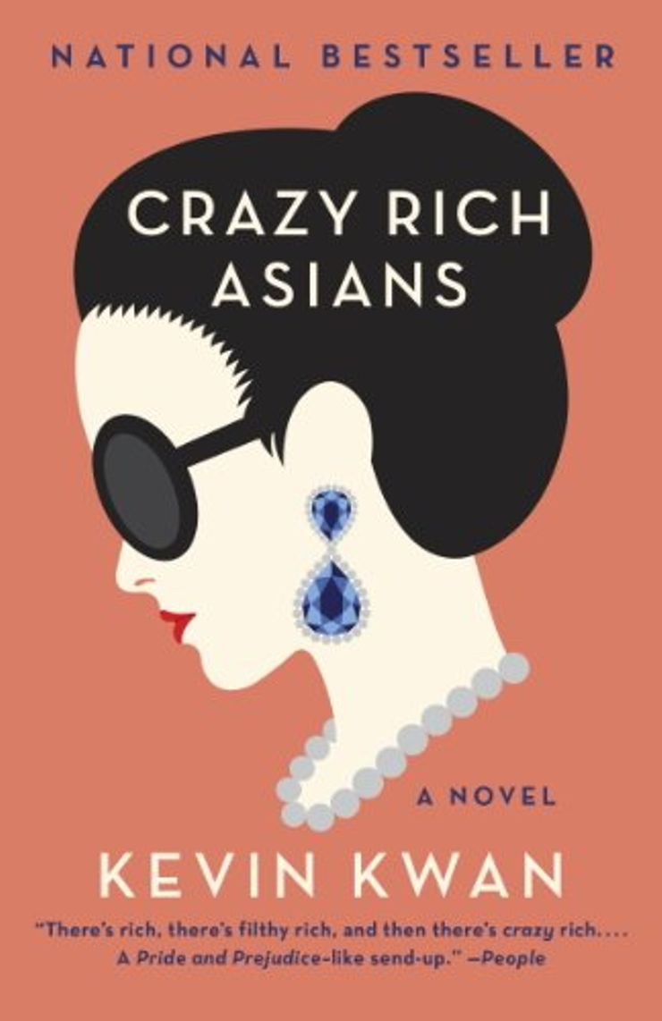 Buy Crazy Rich Asians at Amazon
