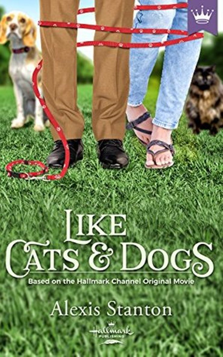 Buy Like Cats and Dogs at Amazon