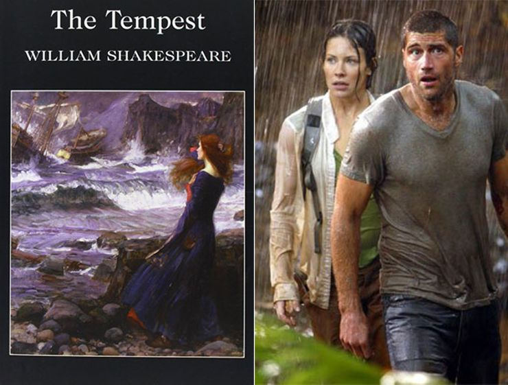 The Tempest and Lost