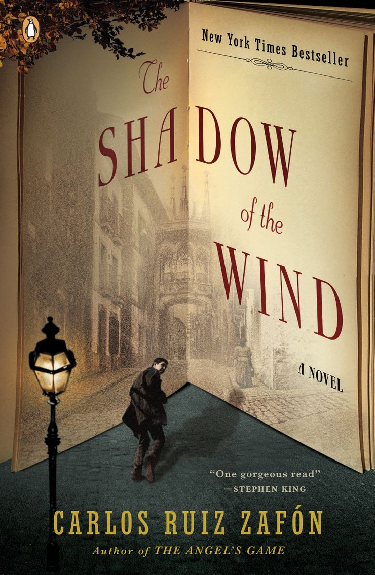 Buy The Shadow of the Wind at Amazon