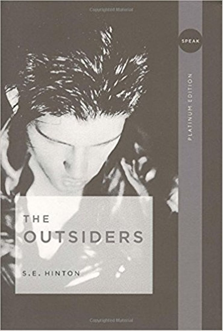 Buy The Outsiders at Amazon