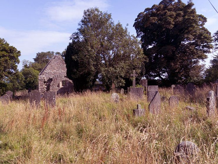 forgotten graveyards