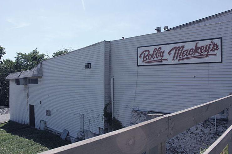 haunted places bobby mackey's