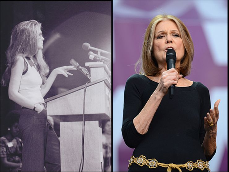 Gloria Steinem Presents: Reading Our Way to the Revolution