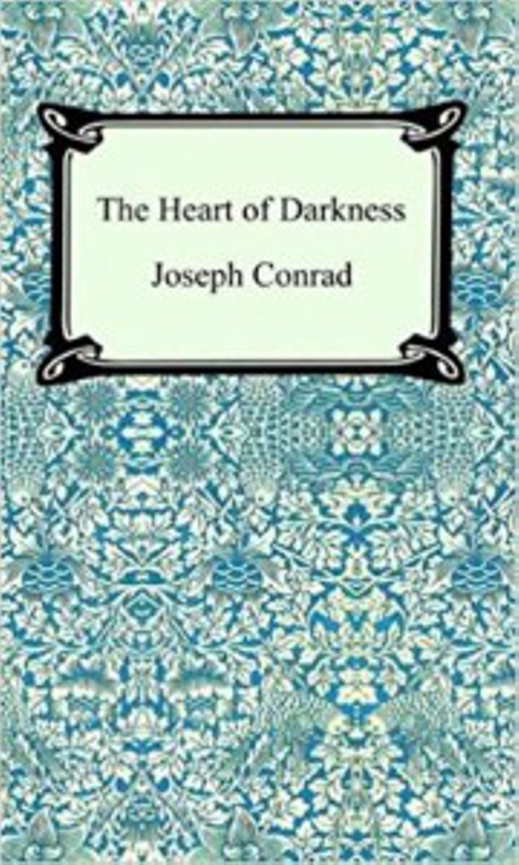 classic english literature, heart of darkness
