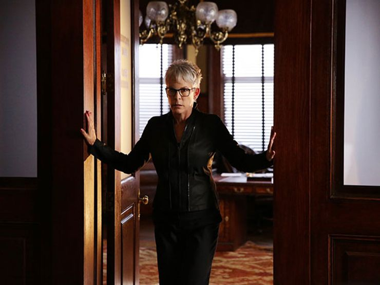 scream queens jamie lee curtis