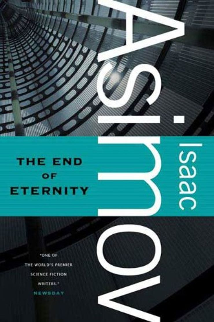 Buy The End of Eternity at Amazon