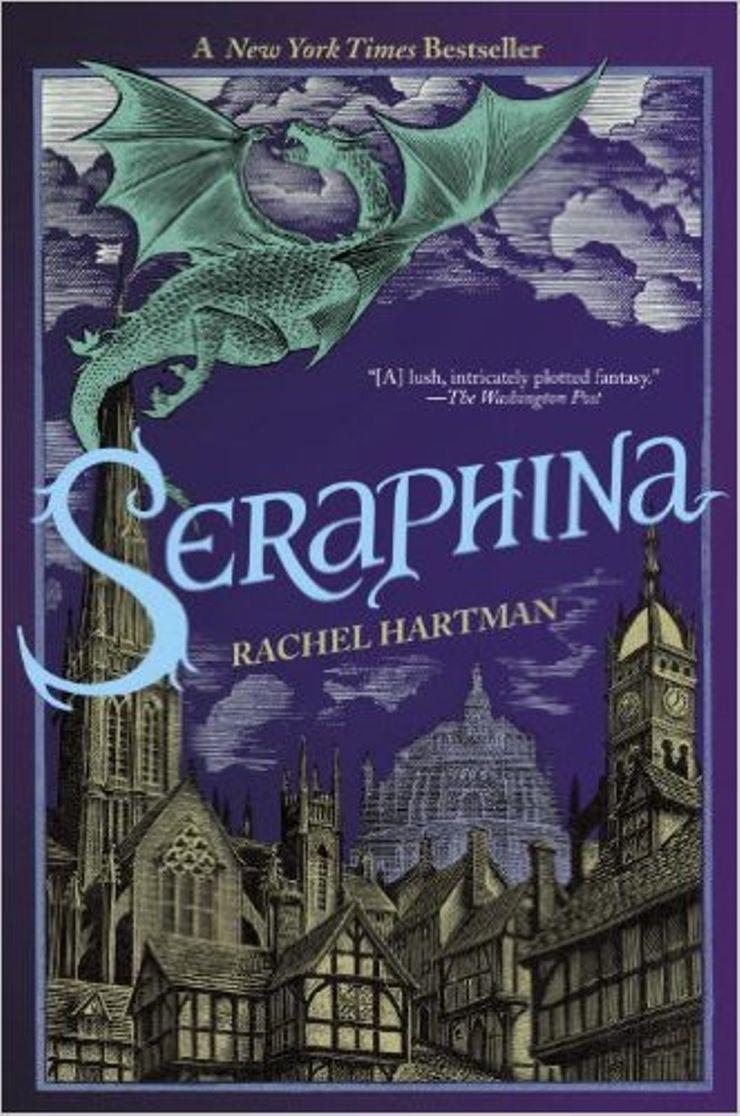 Buy Seraphina at Amazon