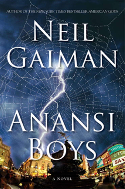 Buy Anansi Boys at Amazon