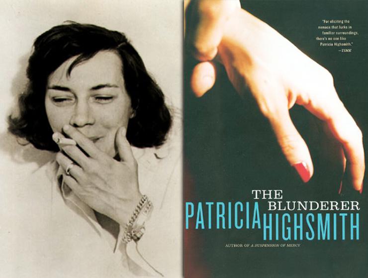 Female Crime Writers Patricia Highsmith