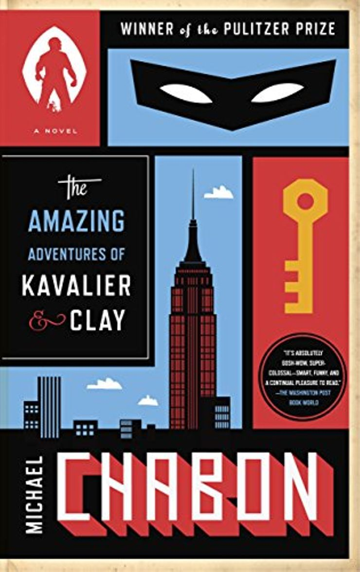 Buy The Amazing Adventures of Kavalier & Clay at Amazon