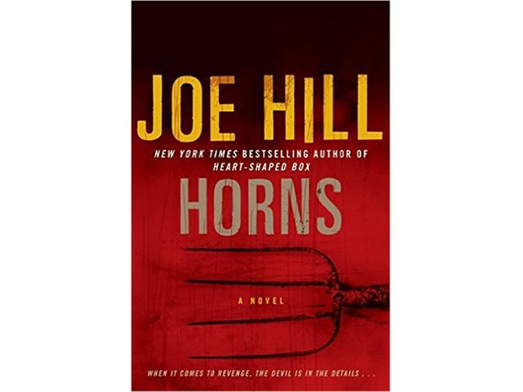 thrillers paranormal twist horns