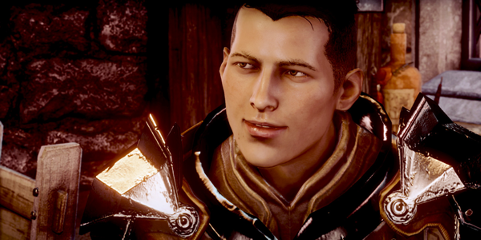 how gay is your geek tv dragon age inquisition krem