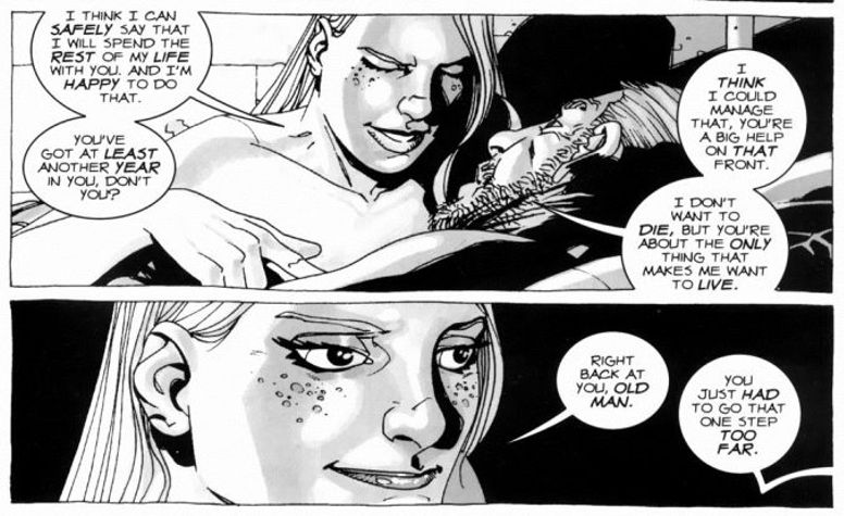 "10 Major Differences Between ""The Walking Dead"" Comics and ..."