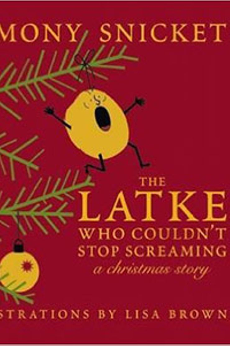 latke who couldnt stop screaming