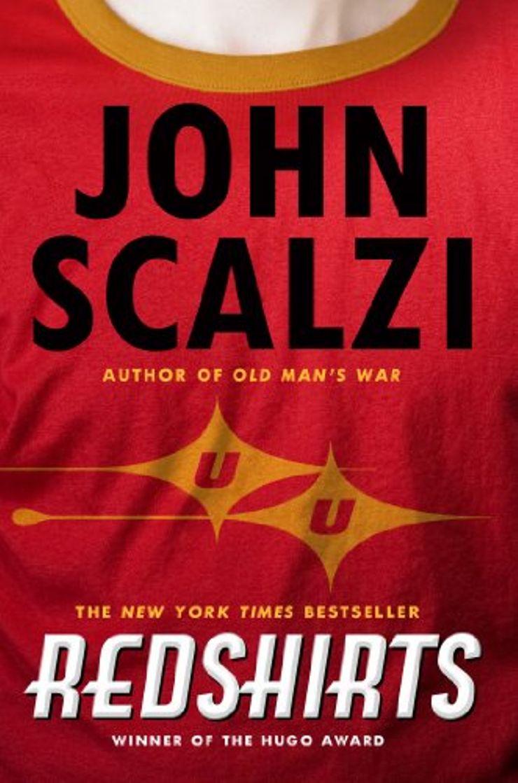 Buy Redshirts at Amazon
