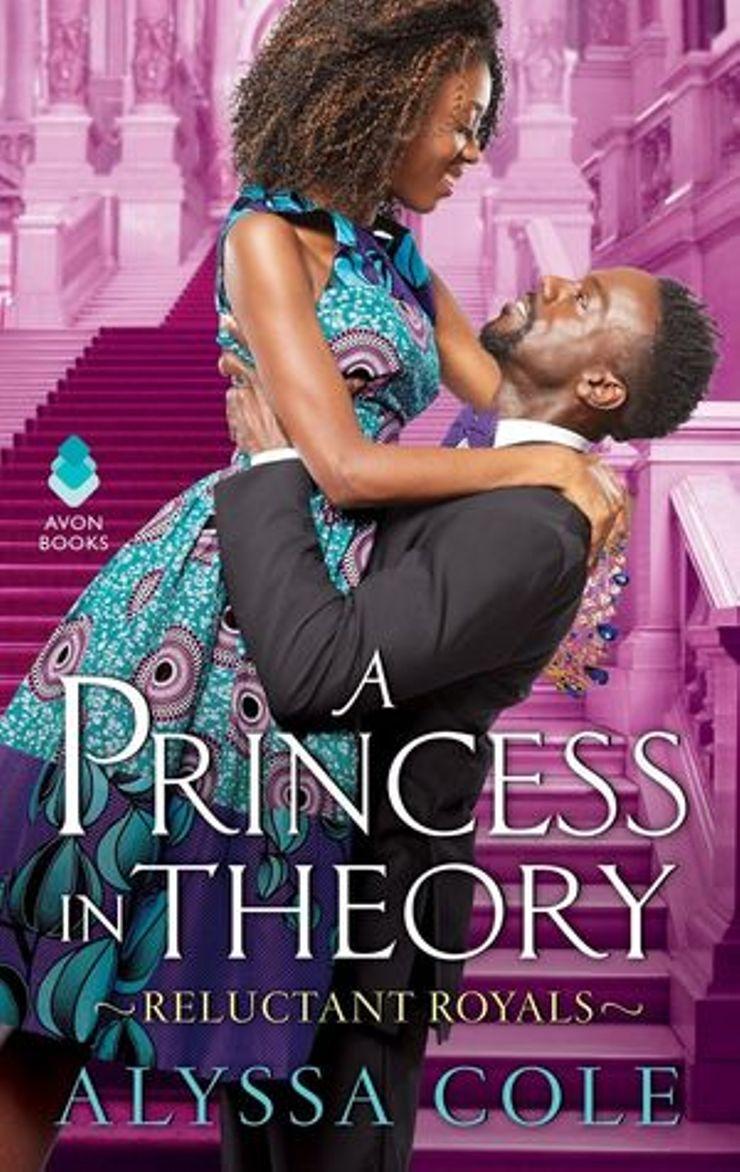 Buy A Princess in Theory at Amazon