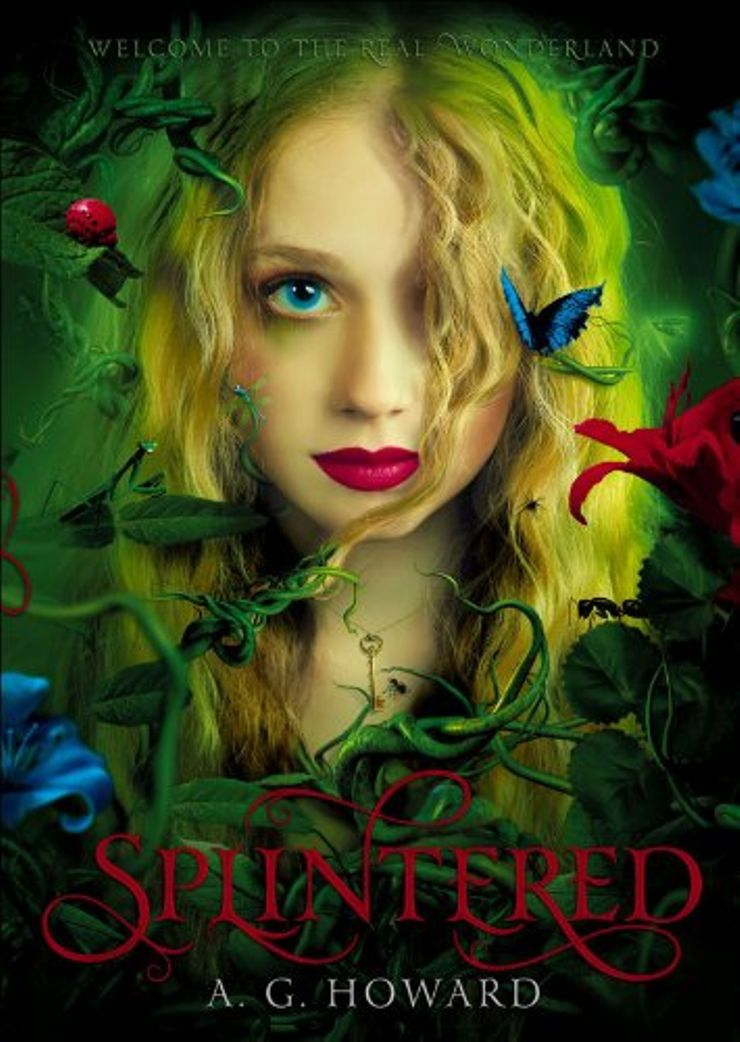 Buy Splintered series at Amazon