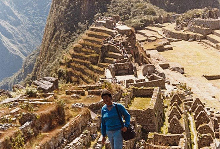 octavia butler facts traveler machu picchu