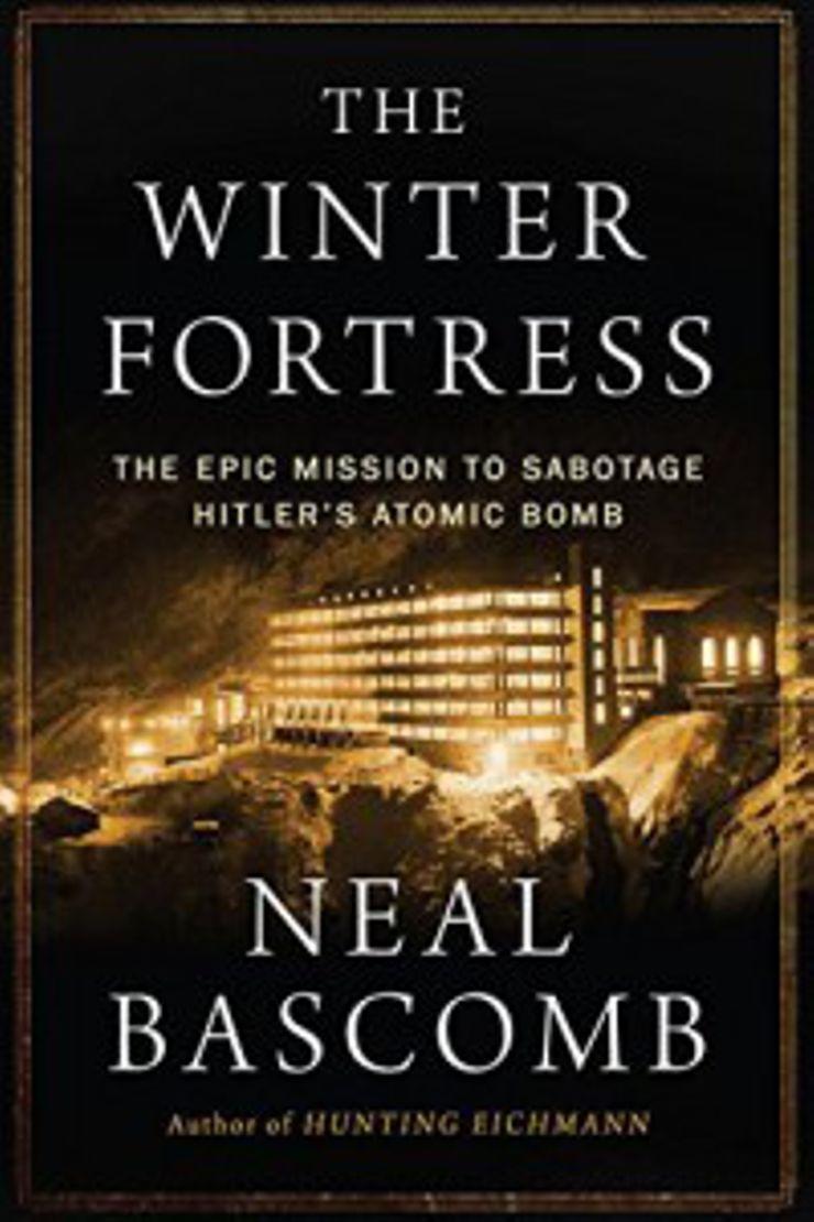 Spy Books Winter Fortress