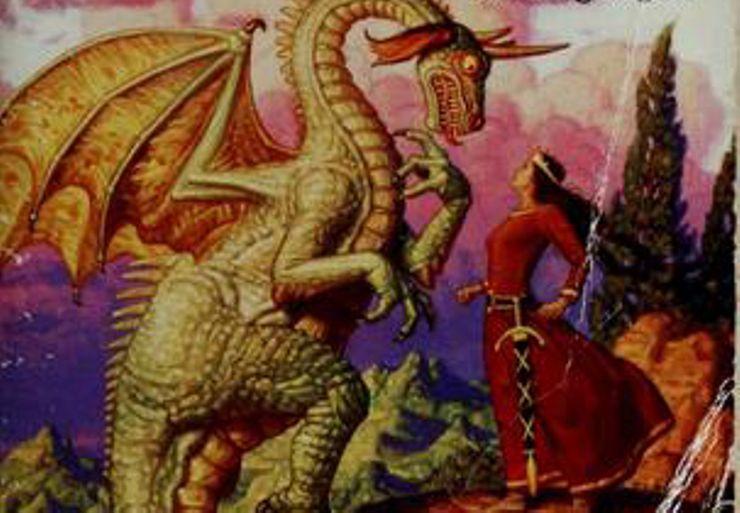 best fantasy characters Princess Cimorene